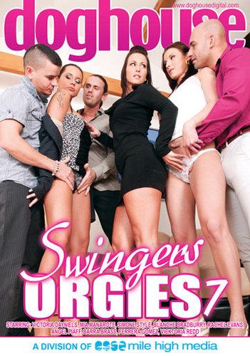Orgy Swingers Simone style
