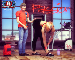 Y3DF-Passion (update) 3D Adult Comics  COMICS