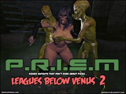 Grimx - P.R.I.S.M. - Leagues Below Venus 2 [update]
