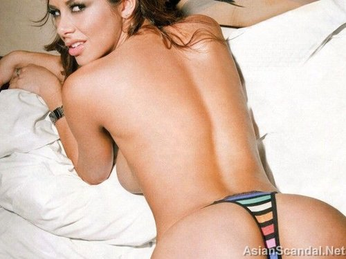 Xoana González's sex tape