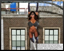 Mitru - Panther Girl in Slave of the Panther Bra - Issue #2