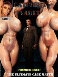 Brian Lawson Hull - Catfight Vault