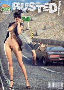 WorldOfPeach-Astaroth-Busted! 3D Adult Comics  COMICS