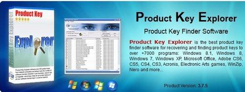 NsaSoft Product Key Explorer 3.8.4.0 incl Crack