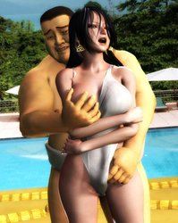 Art by Kz-RED 3D Adult Comics  COMICS