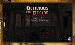 Silky-Delicious And Desire 3 3D Adult Comics  COMICS
