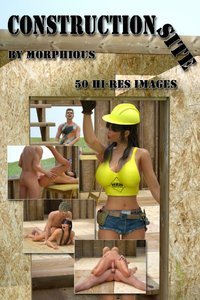 Morphious-Construction Site 3D Adult Comics  COMICS