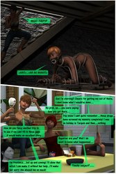 StuartJohnEllis-DominationHouse10-ReturnToTarquin 3D Adult Comics  COMICS
