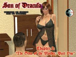 Donelio-Son of Dracula episode 2 - The sins of the mather part 1 3D Adult Comics  COMICS