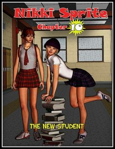 TKD - The Adventures Of Nikki Sprite 9-11