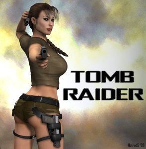 Lara Croft collection part 1