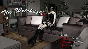 Huracan3D - The Watchdolls
