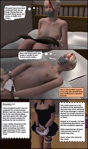 KaraBound Chapter 01 - Self bondage dream