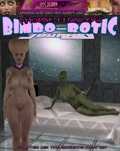 Wikkedlester-Phoebe Finnley's Bimbo-Rotic Journey Chapter 12 - The Queen's New Toy COMIC