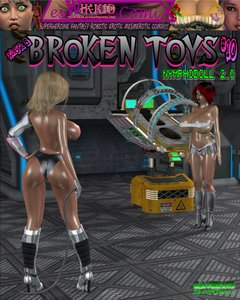 Wikkedlester - Broken Toys Issue 10