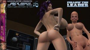 Wikkedlester-Jack Hugh POV part 06 COMIC