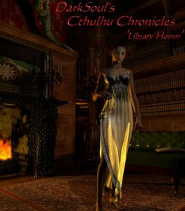 DarkSoul3D - Cthulhu Chronicles - Library Horror