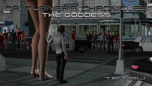 Tetsu - Dr Turners Chronicles 03 - The Goddess