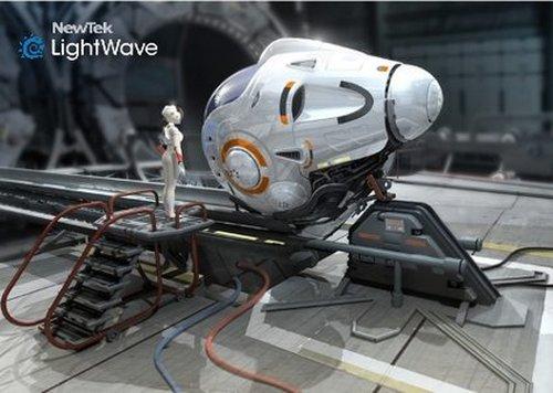 NewTek LightWave 3D 2015.2 Build 2839 (Win64) incl Crack + Content