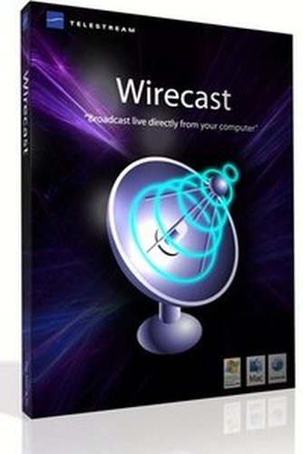 Telestream Wirecast Pro 6.0.4 (x86/x64) incl Crack