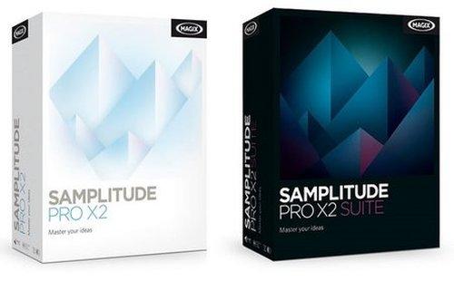 MAGIX Samplitude Pro X2 / Pro X2 Suite 13.1.3.176 Multilingual incl Crack