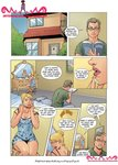 InterRacialComicsPorn - The Friend - Part 3