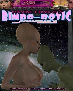 Wikkedlester - Phoebe Finnley's Bimbo-Rotic Journey Chapter 13 - Alien Mating Habits COMIC