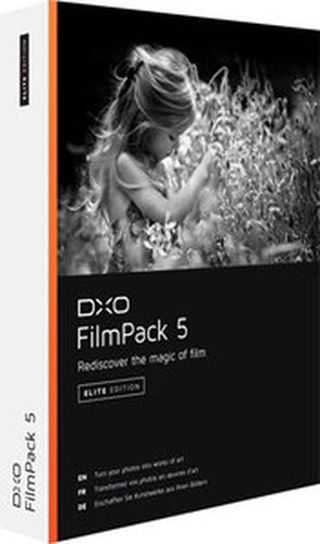 DxO FilmPack Elite 5.1.3 Build 45 (x64) Multilingual incl Crack