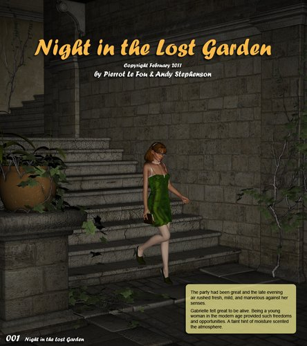 Night in the Lost Garden