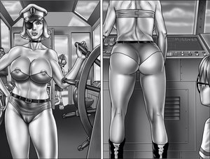 Free Download Adult Comics MilftoonBeach - Mother Captain