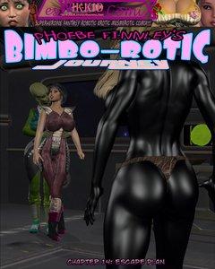 Wikkedlester-Phoebe Finnley's Bimbo-Rotic Journey Chapter 14 - Escape Plan COMIC