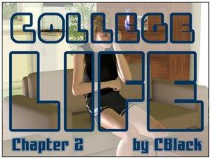 CBlack - College life Chapter 02