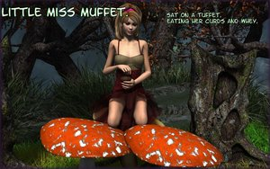 DarkSoul3D - Little Miss Muffet