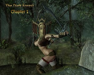 Angelo Michael - The Dark Forest Chapter 01