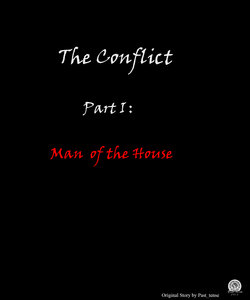 PastTense - The Conflict Part 1 - Man of the house Comic