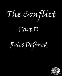 PastTense - The Conflict Part 2 - Roles Defined Comic