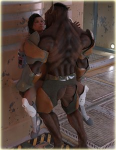 DarkSoul3D - Sci-Fi Tales - Sci-Fi-Vignettes - Space-Lycan