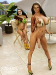 SodomSluts - Sinners and Holy Women 1