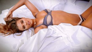 Nina Agdal, Yara Khmidan, Robin Marjolein, Keke Lindgard - In Bed with LOVE HAUS - Beach Bunny Collection