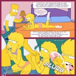 VerComicsPorno - Croc - Los Simpsons 1