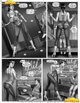 Milftoon – GFO 1(7 pages)