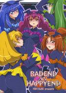 (C84) [Fruitsjam (Mikagami Sou)] BADEND vs HAPPYEND (Smile Precure!) Cover