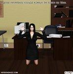 Hipbondage - A Good Secretary - B69 - Volume 1