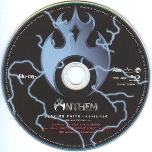Anthem - Blazing Faith ~ Revisited (2015) [BDRip 1080p]