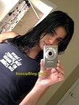 Sexy UK Pakistani Girlfriend Boobs Show Selfie