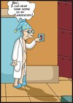 ComicsToons - Incident In Laboratory 1(Futurama)