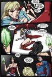 Genex - True Injustice Supergirl - Part 1