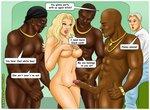 Interracialcomics - Paying The Damage - Part 1