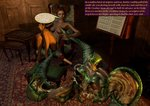 DarkSoul3D - Cthulhu Chronicles - Library Horror - Ch 1
