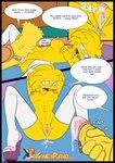 VerComicsPorno - Croc - Simpsons Family - La Seduccion 2